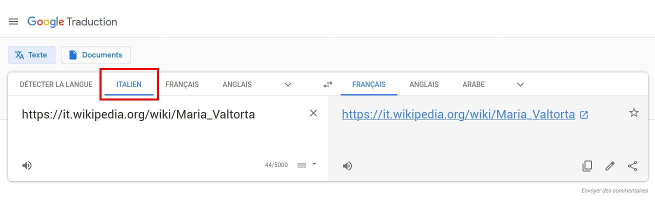 Traduire un article Wikipédia étranger dans sa propre langue